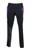 LSU Women's Scrum Black Legging - Black