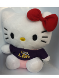 LSU Tigers Plush Hello Kitty 6""