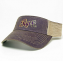 Legacy LSU Old Favorite Adjustable Trucker Visor