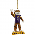 LSU Mike the Tiger #1 Christmas Ornament