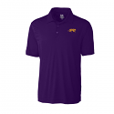 LSU Tigers Men's Purple Cutter & Buck Northgate DryTec UPF 50 Polo