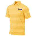 Columbia LSU Men's Omni-Wick Slide Golf Polo