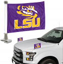 LSU Ambassador Hoor or Truck Car Flags