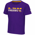 Colosseum LSU Toddler Boy's Purple Patrick Tee