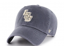 LSU 47 Brand Adjustable Double Out Clean Up Hat - Navy
