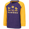 Colosseum LSU Toddler Squid Long Sleeve Tee