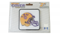 "Craftique LSU Helmet Logo Hitch Cover fits 2"" Receiver"