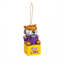 LSU Mascot Totem Pole Ornament
