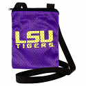 LSU Tigers Jersey NCAA Game Day Pouch - Purple