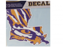 LSU Tiger Eye State Decal - 4""