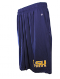 LSU Tigers Men's Core B-Dry Performance Pocket Shorts - Purple