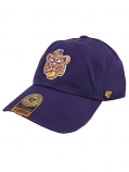 LSU Tigers 47 Brand Vintage Beanie Franchise Sized Hat - Purple