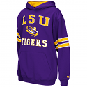 LSU Tigers YOUTH Wrangler Pullover Hoodie - Purple