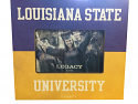 LSU Tigers Purple and Gold Wood Style Frame