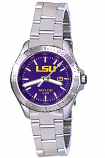 LSU Stainless Steel 10 ATM Waterproof Sport Watch for Women Custom Made by Taylor Watches