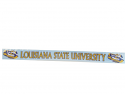 "LSU Tigers Louisiana State University Tiger Eye 2"" x 20"" Decal"