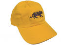LSU Tigers Classic Cut Adjustable Silhouette Tiger Hat - Gold