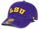 LSU Tigers '47 Brand College Vault Sized Franchise Hat - Purple
