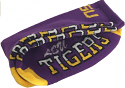 LSU Tigers High Sock - Purple