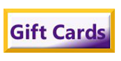 GIFT CARDS LSU