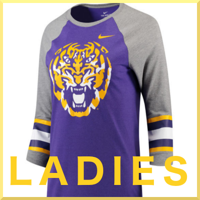 innovative design cc672 4d942 Purple and Gold Sports - The Ultimate LSU Fan Site
